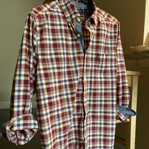 Maroon and Gold, Classic Fit Dress Shirt